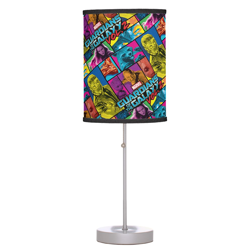 Guardians of the Galaxy Vol. 2 Lamp – Customizable
