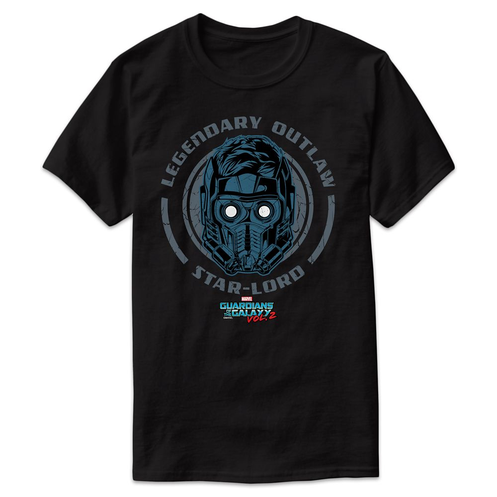 Star-Lord Tee for Men – Guardians of the Galaxy Vol. 2 – Customizable