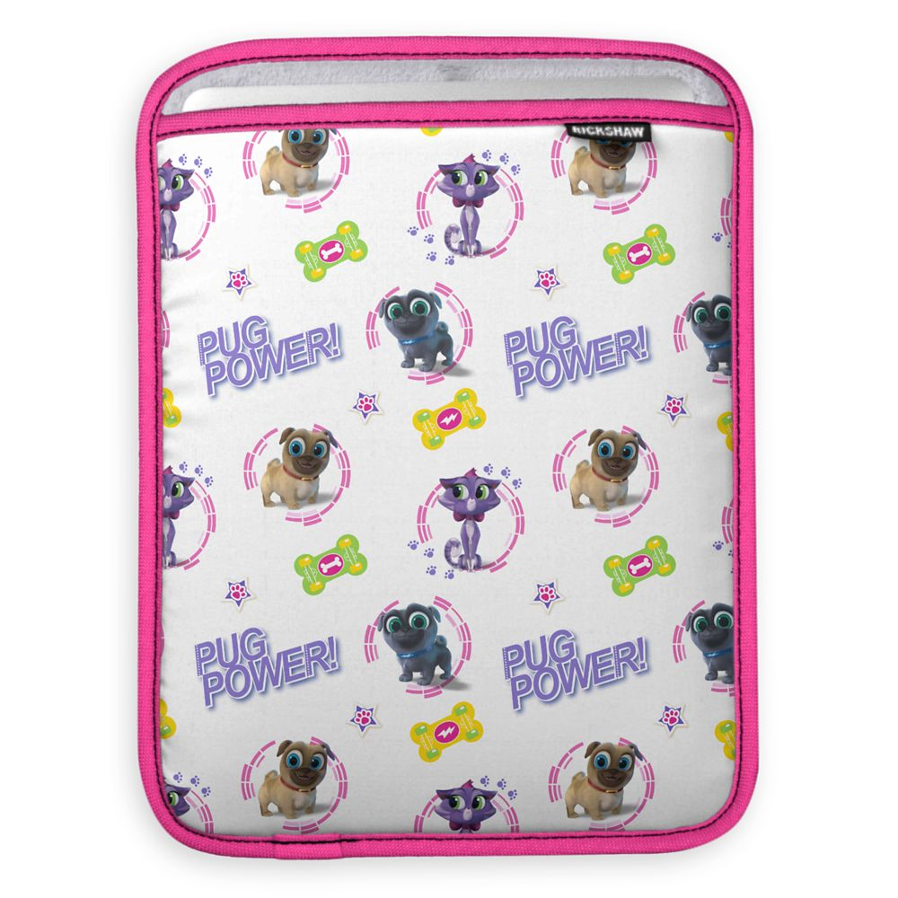 Puppy Dog Pals ''Pug Power'' iPad Sleeve – Customizable