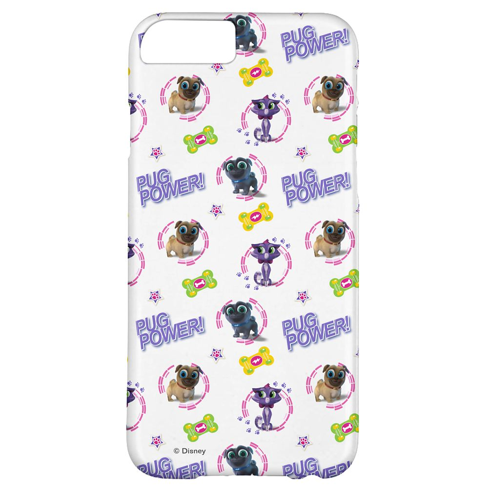 Puppy Dog Pals ''Pug Power'' iPhone 6/6S Case – Customizable