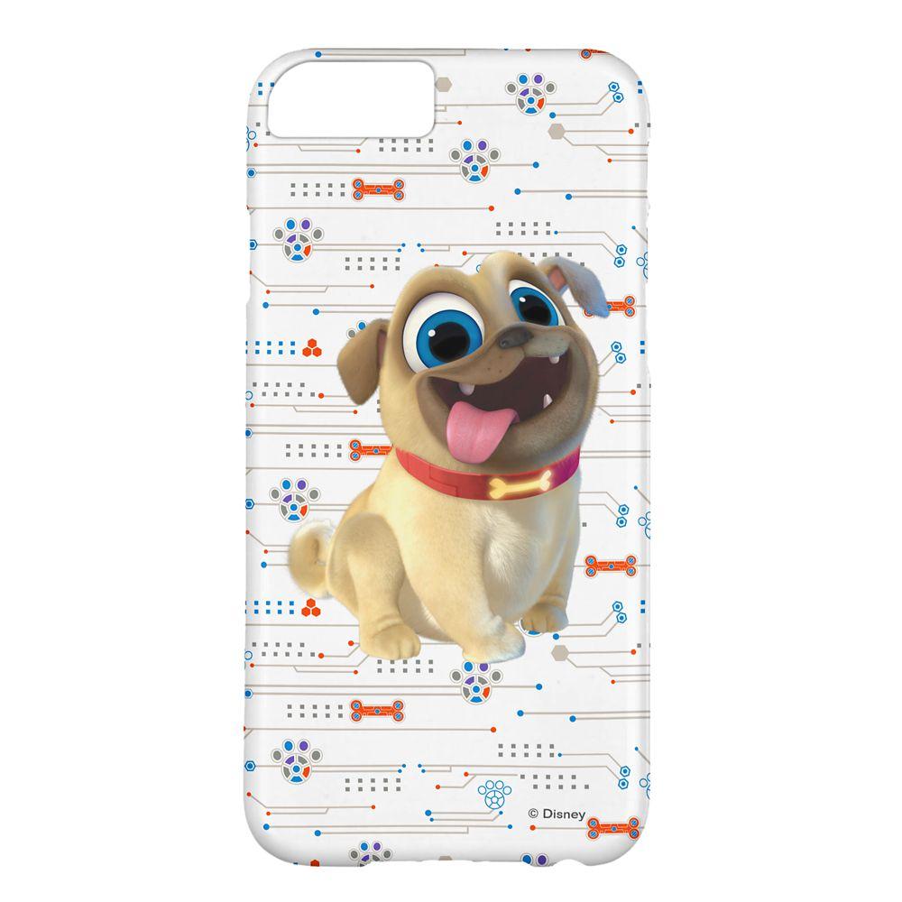Rolly iPhone 6/6S Case  Puppy Dog Pals  Customizable Official shopDisney