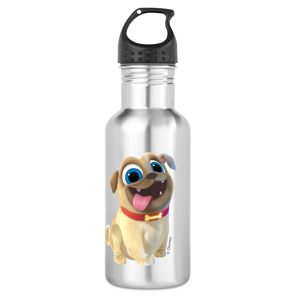 Rolly Water Bottle – Puppy Dog Pals – Customizable