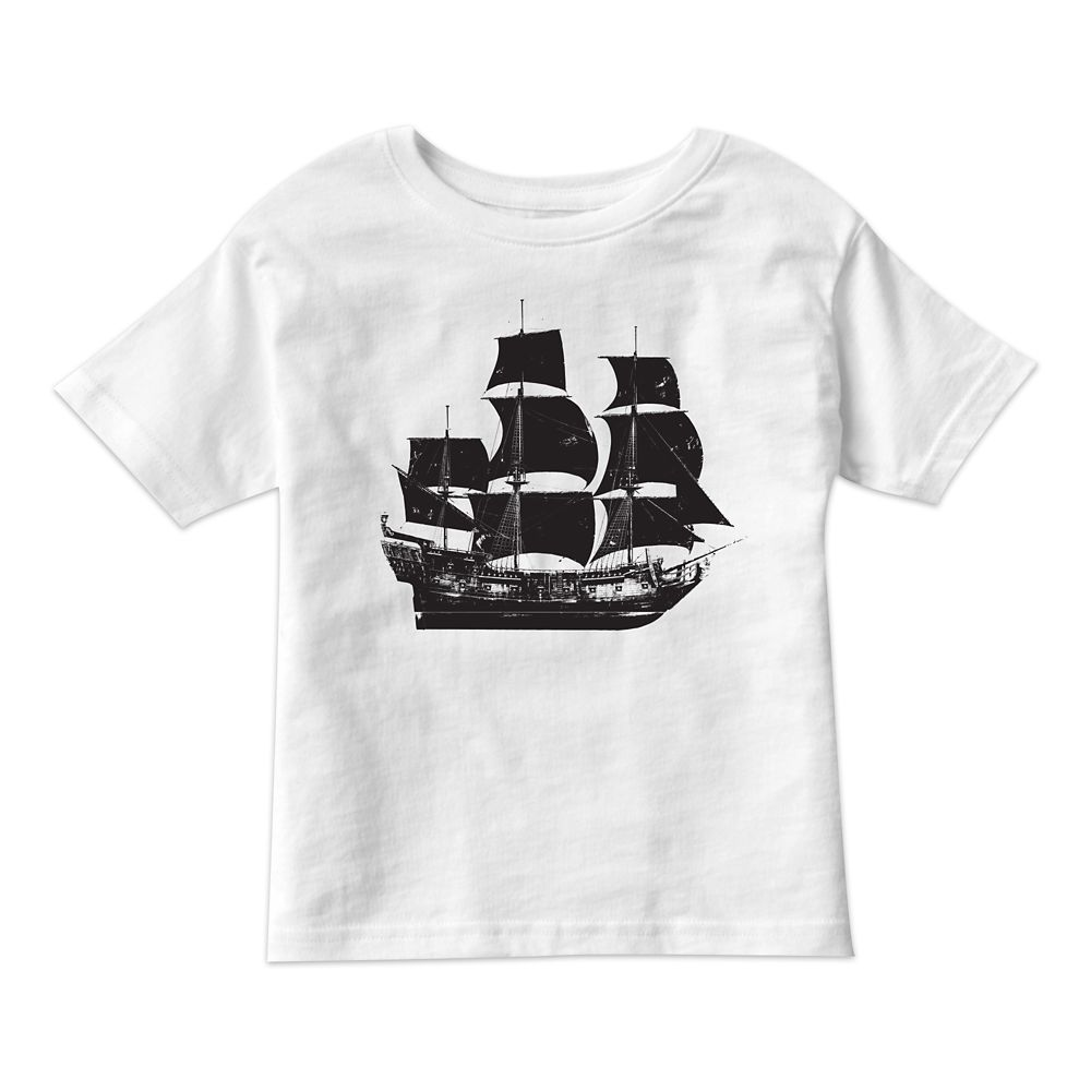 The Sea Rules – Pirates of the Caribbean: Dead Men Tell No Tales – Tee For Kids – Customizable