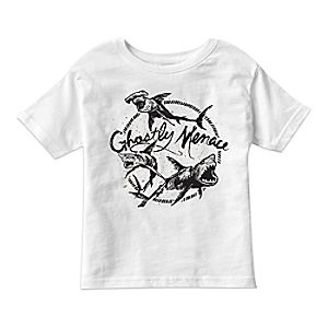 Ghostly Menace Tee for Kids – Pirates of the Caribbean: Dead Men Tell No Tales – Customizable