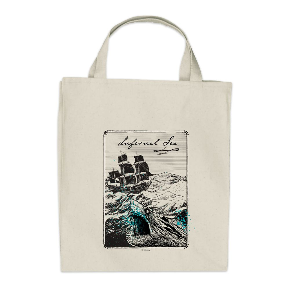 Infernal Sea Tote – Pirates of the Caribbean: Dead Men Tell No Tales – Customizable