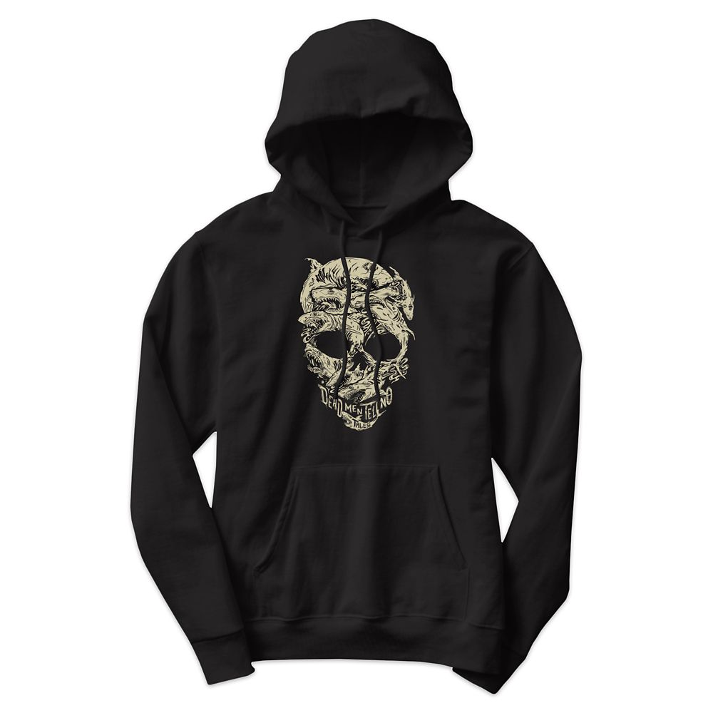 Pirates of the Caribbean: Dead Men Tell No Tales Skull Hoodie for Men – Customizable
