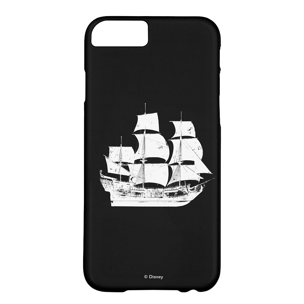 Pirates of the Caribbean: Dead Men Tell No Tales ''The Sea Rules'' iPhone 6/6s iPhone Case – Customizable