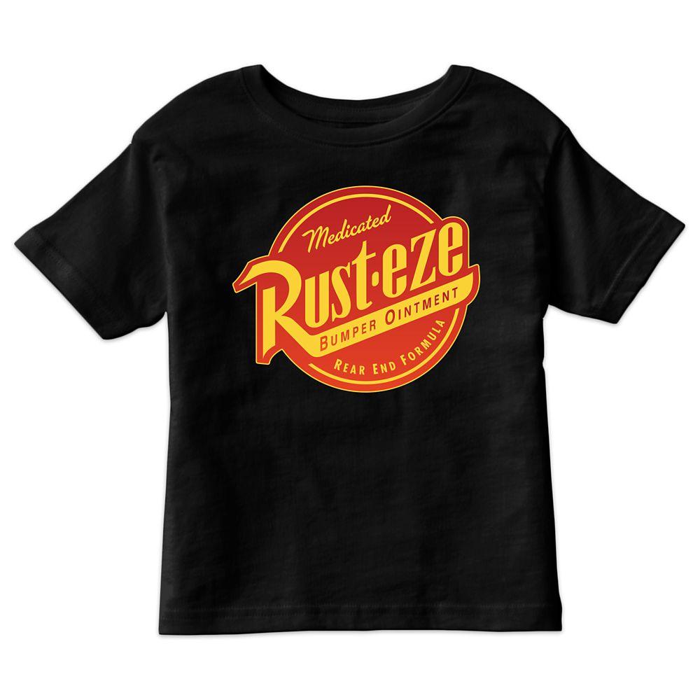Rust-eze Tee for Kids  Cars 3  Customizable Official shopDisney