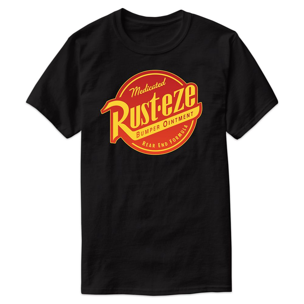 Rust-eze Tee for Men  Cars 3  Customizable Official shopDisney