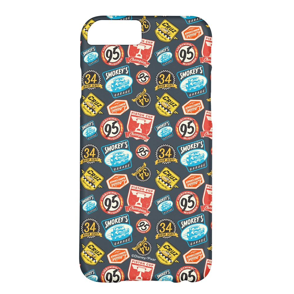 Cars 3 Piston Cup Pattern iPhone 6/6S Case – Customizable
