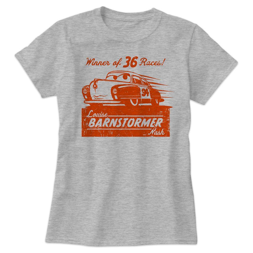 Louise ''Barnstormer'' Nash Tee for Women  Cars 3  Customizable Official shopDisney