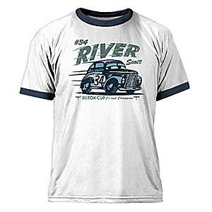 River Scott Ringer Tee for Men – Cars 3 – Customizable