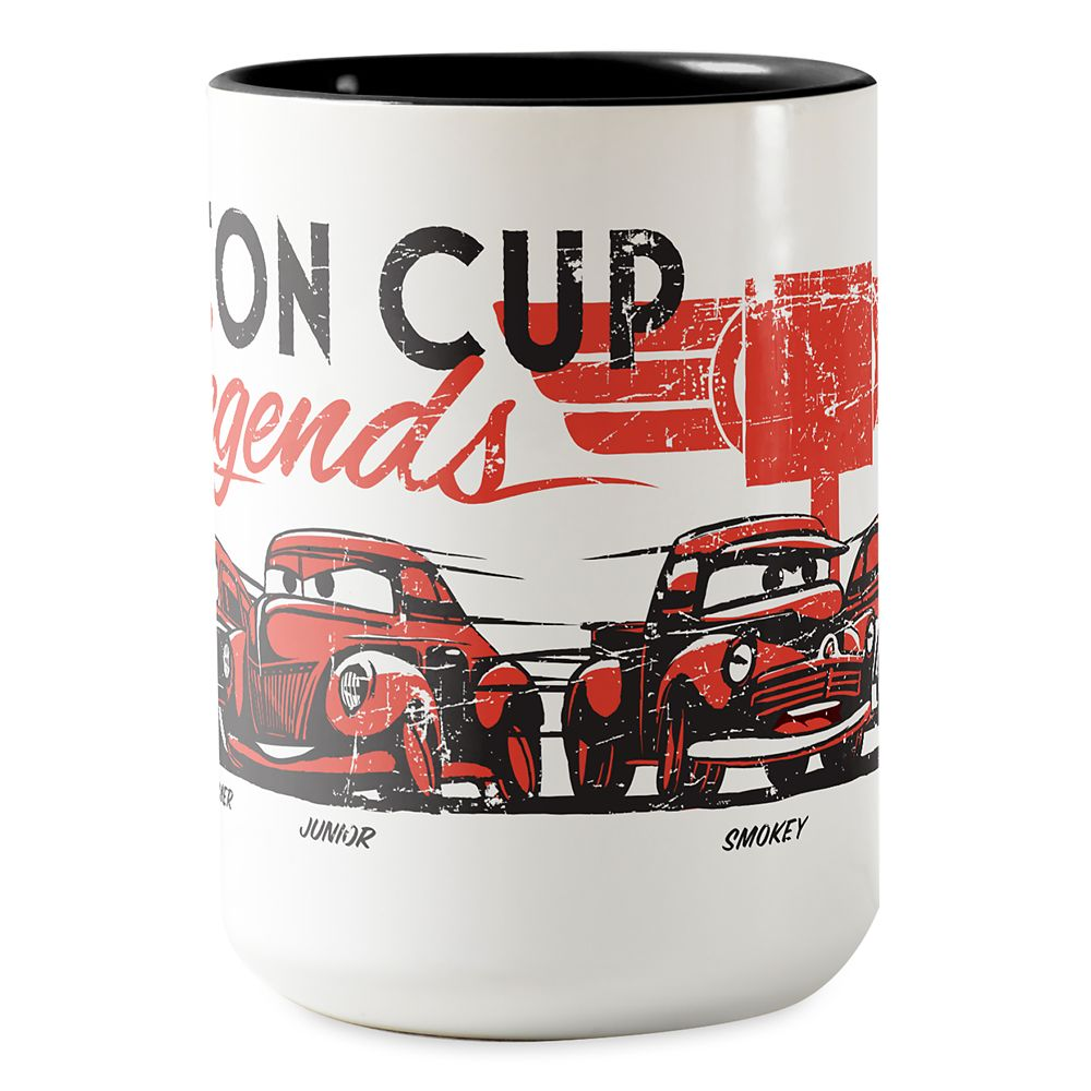 Cars 3 Piston Cup Champions Mug – Customizable