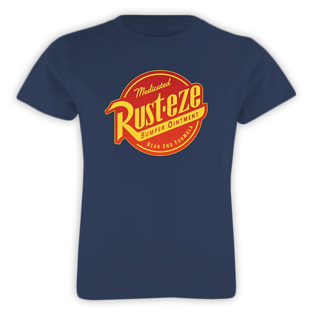 Cars 3 Rust-eze Tee for Girls – Customizable
