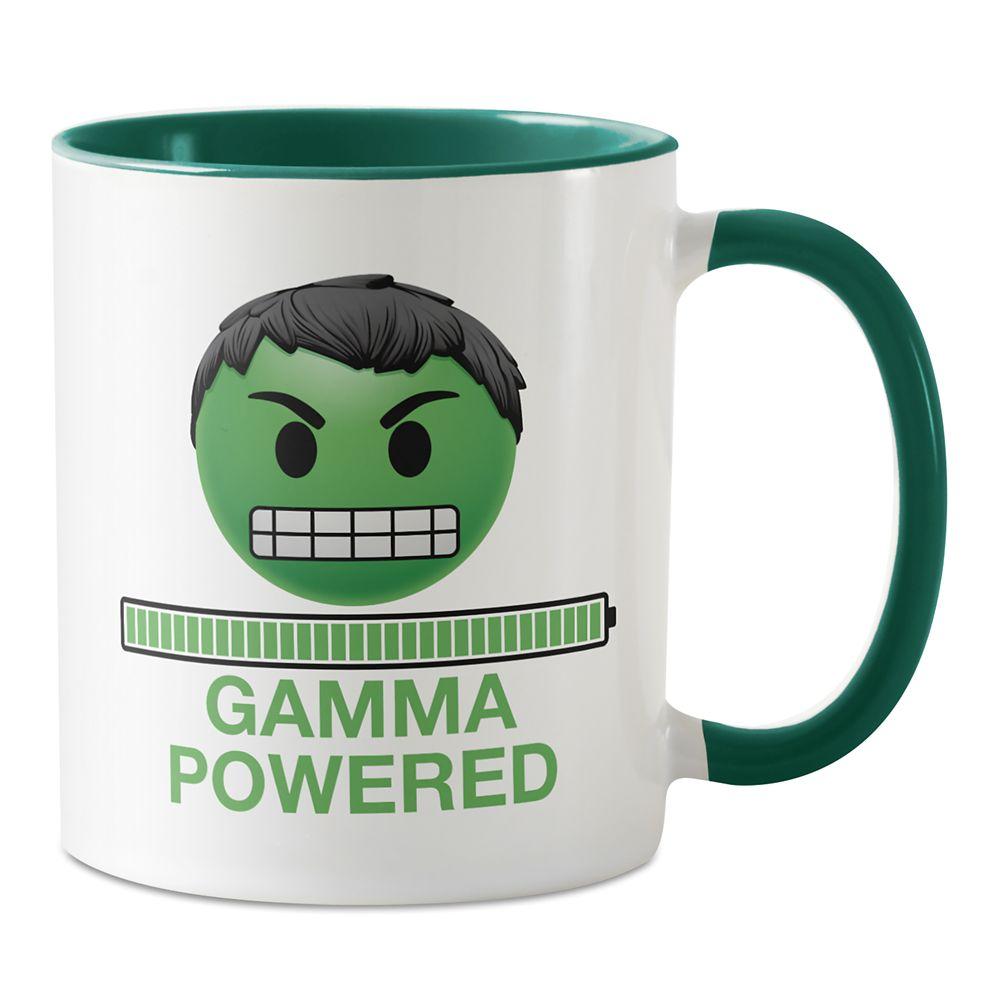 Hulk Emoji Coffee Mug  Customizable Official shopDisney