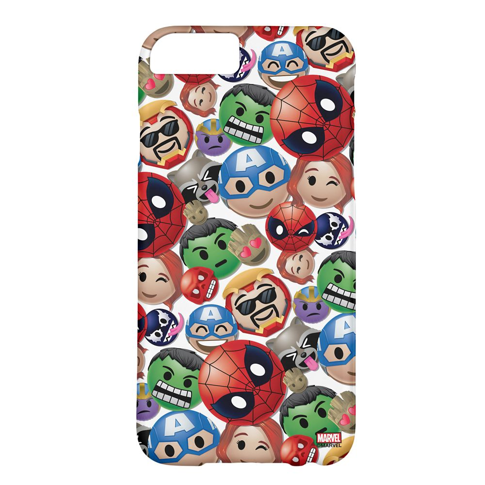Marvel Emoji iPhone 6/6S Case – Customizable