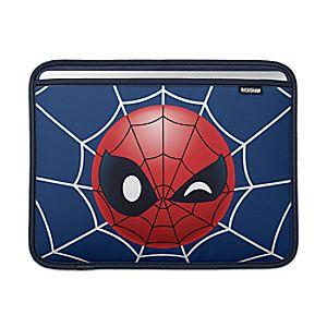 Disney Store Spider - man Winking Emoji Macbook Air Sleeve  -