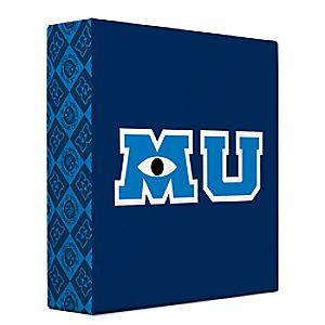 Monsters University Logo Binder – Customizable