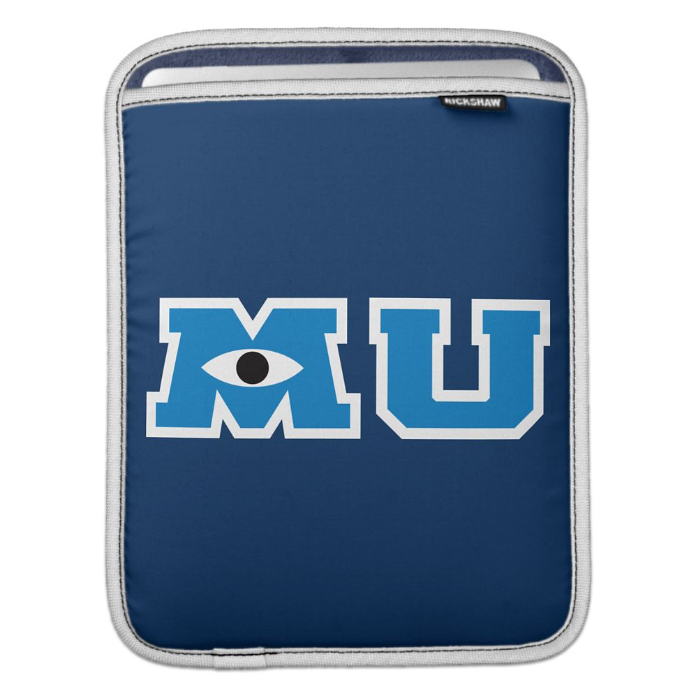 Monsters University Logo iPad Sleeve – Customizable