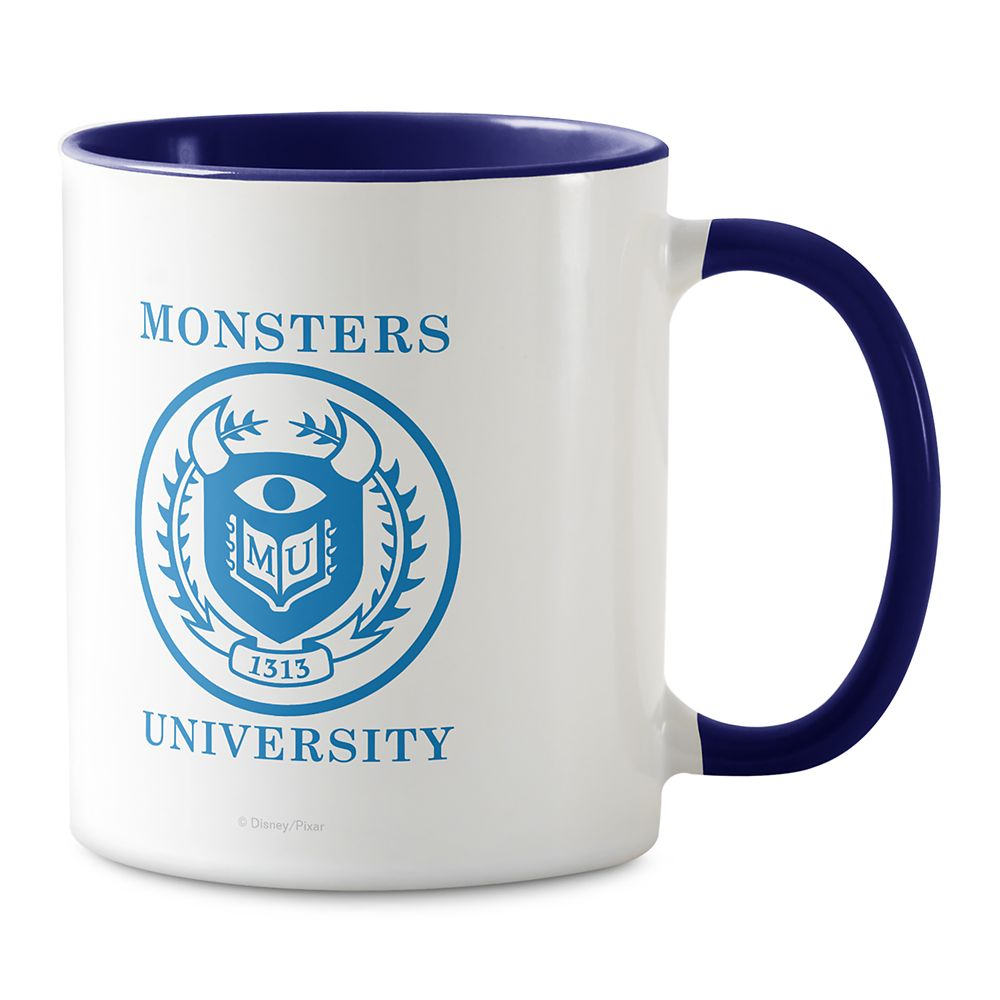 Monsters University Seal Coffee Mug – Customizable