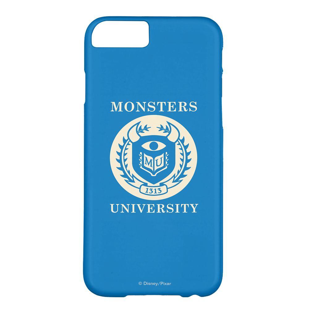 Monsters University Seal iPhone 6/6S Case – Customizable