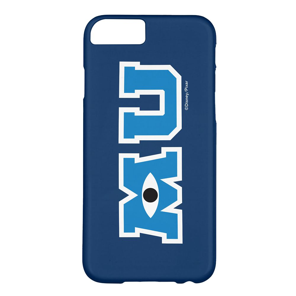 Monsters University Logo iPhone 6/6s Case – Customizable