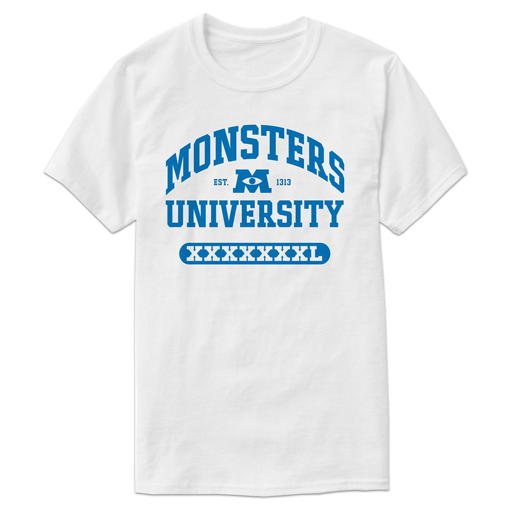 Monsters University Tee for Men – Customizable