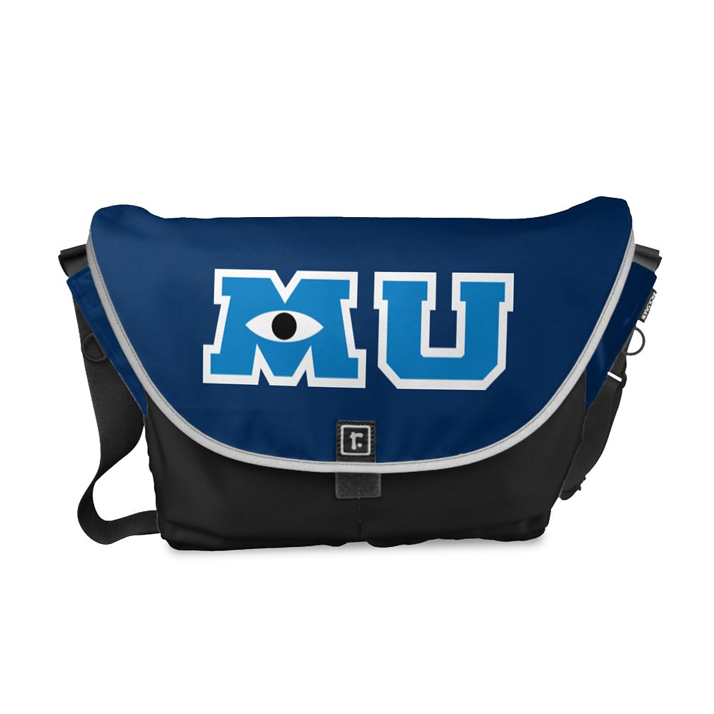 Monsters University Logo Courier Bag – Customizable