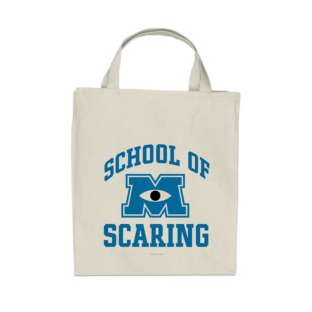 shopdisney.com - Monsters University Tote Bag  Customizable Official shopDisney 19.95 USD