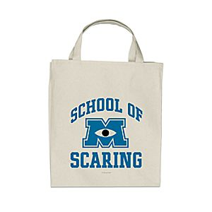 Monsters University Tote Bag – Customizable