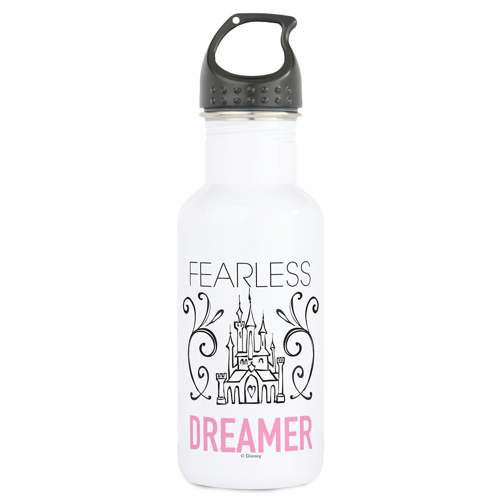 Disney Princess ''Fearless Dreamer'' Water Bottle – Customizable
