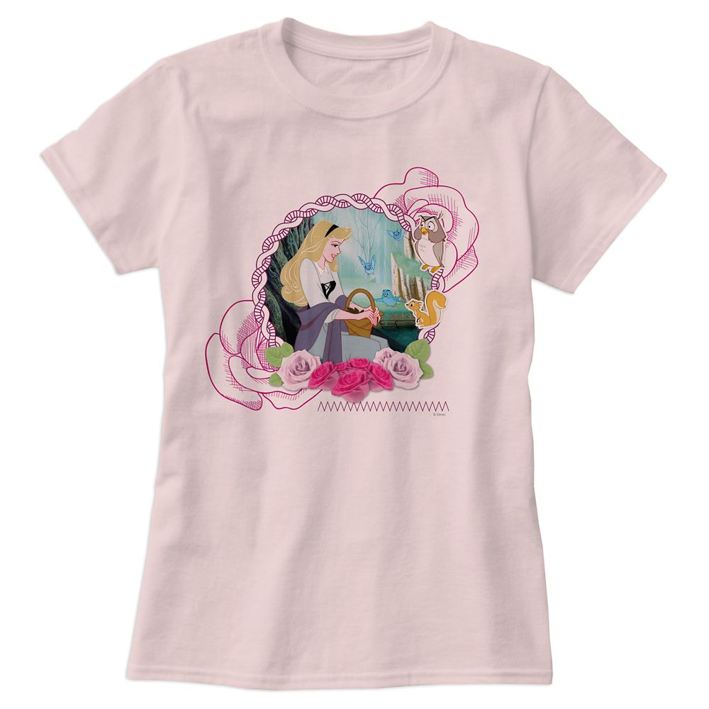 Aurora Tee for Women  Customizable Official shopDisney