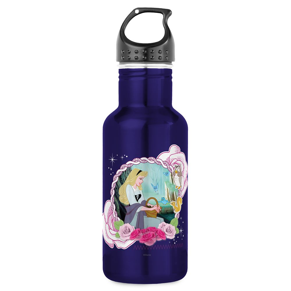 Aurora Water Bottle  Customizable Official shopDisney
