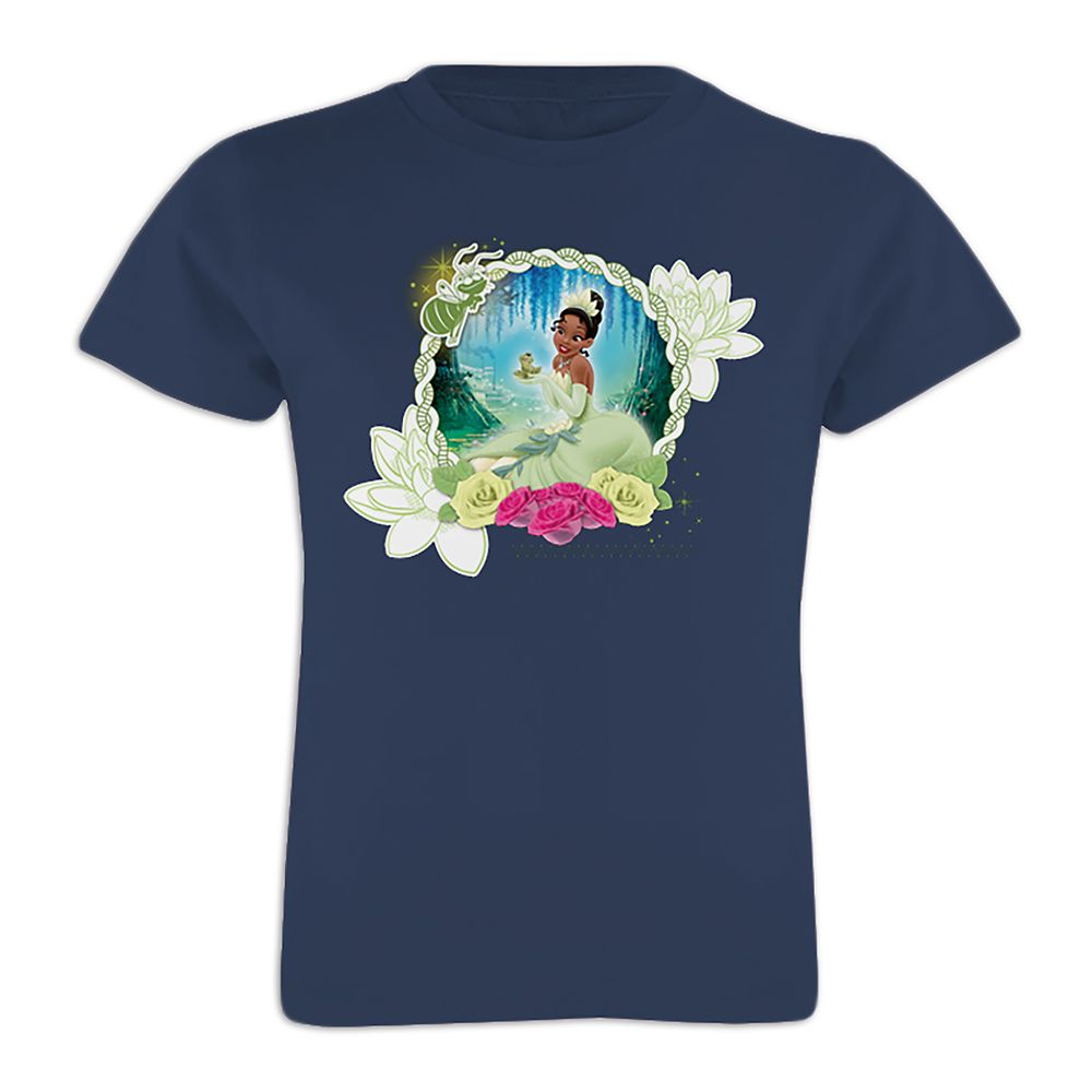 Tiana Tee for Girls – Customizable
