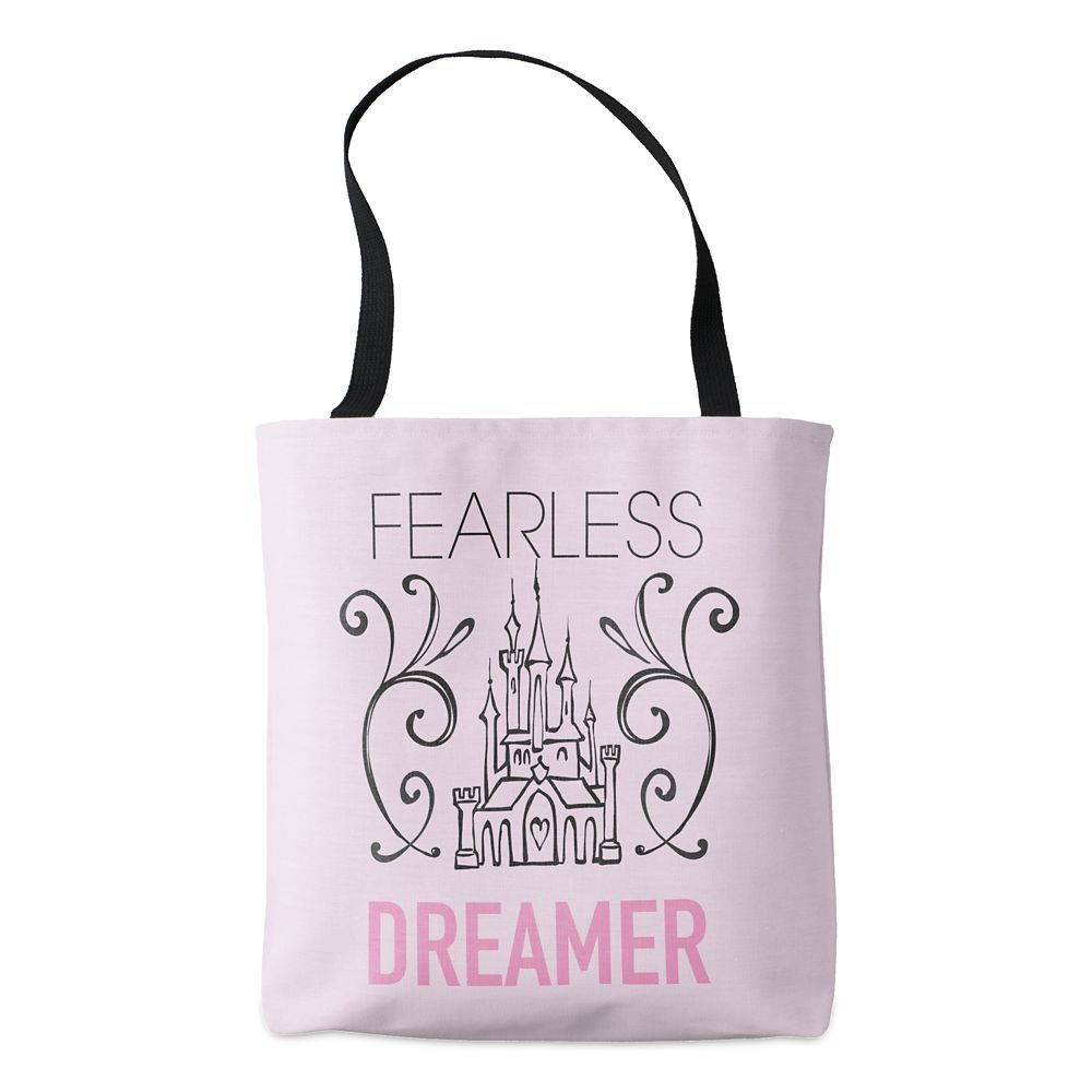 Disney Princess ''Fearless Dreamer'' Tote – Customizable
