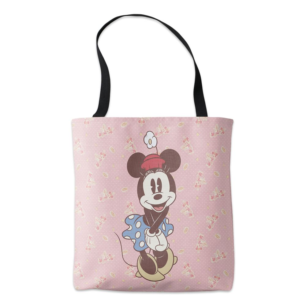 Minnie Mouse Classic Tote  Customizable Official shopDisney