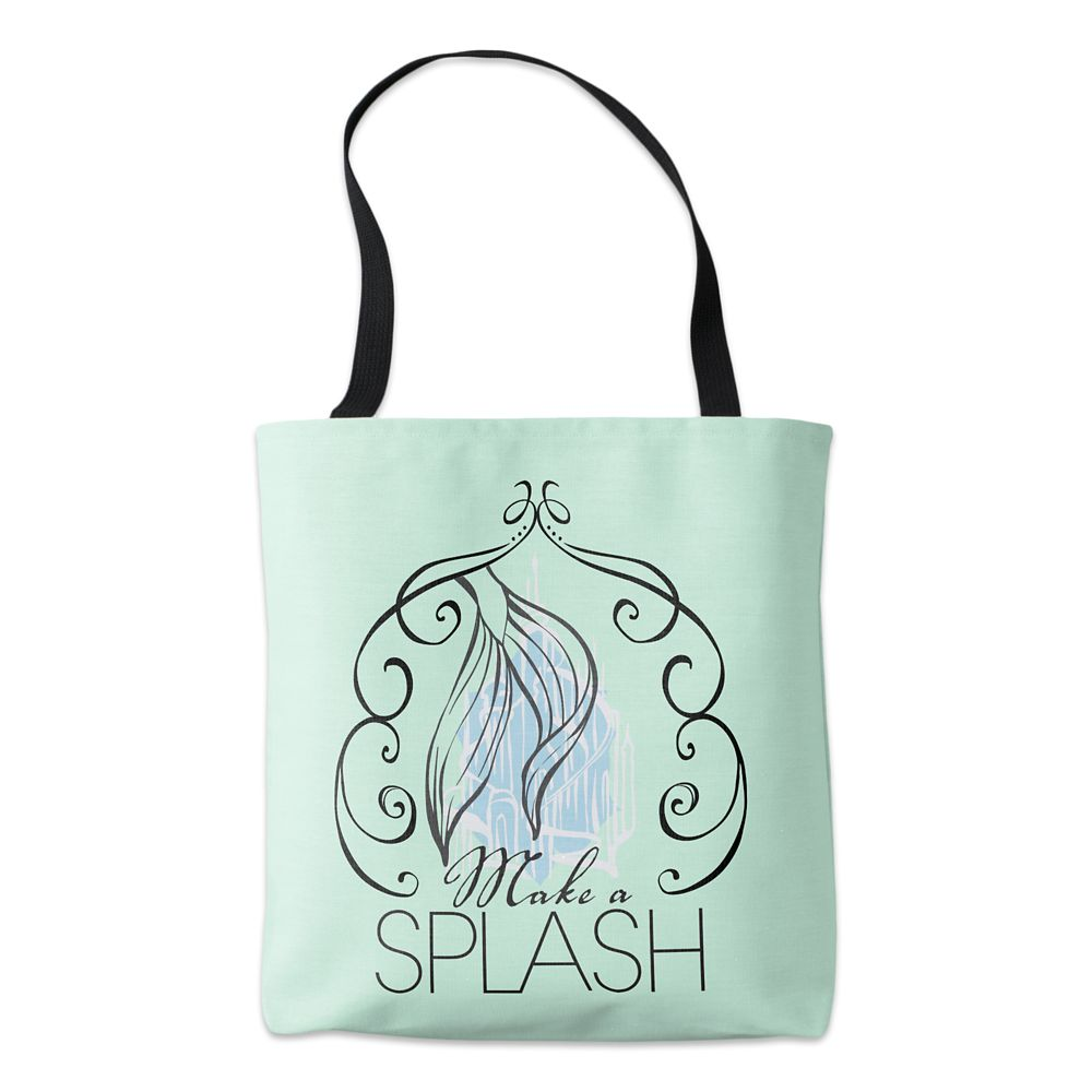 Ariel ''Make a Splash'' Tote  Customizable Official shopDisney