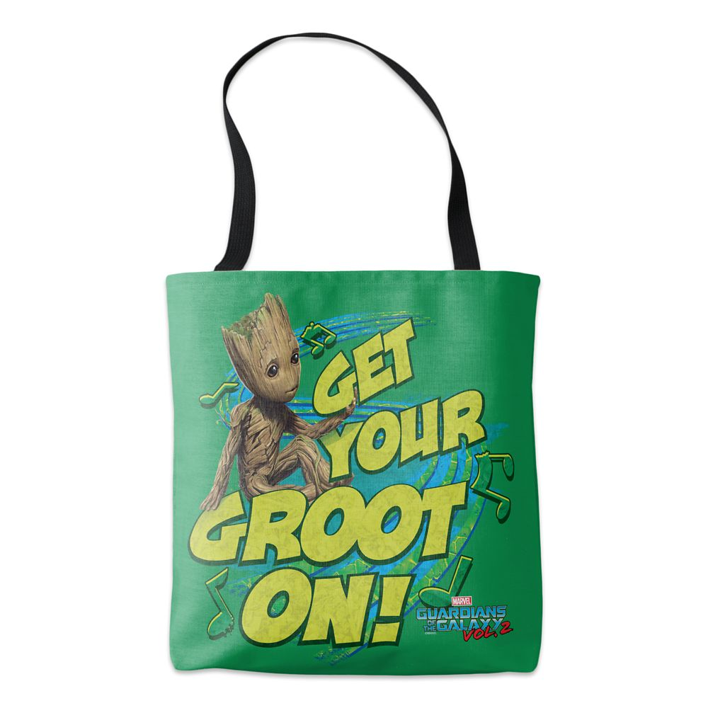 Guardians of the Galaxy: Vol. 2  ''Get Your Groot On'' Tote – Customizable