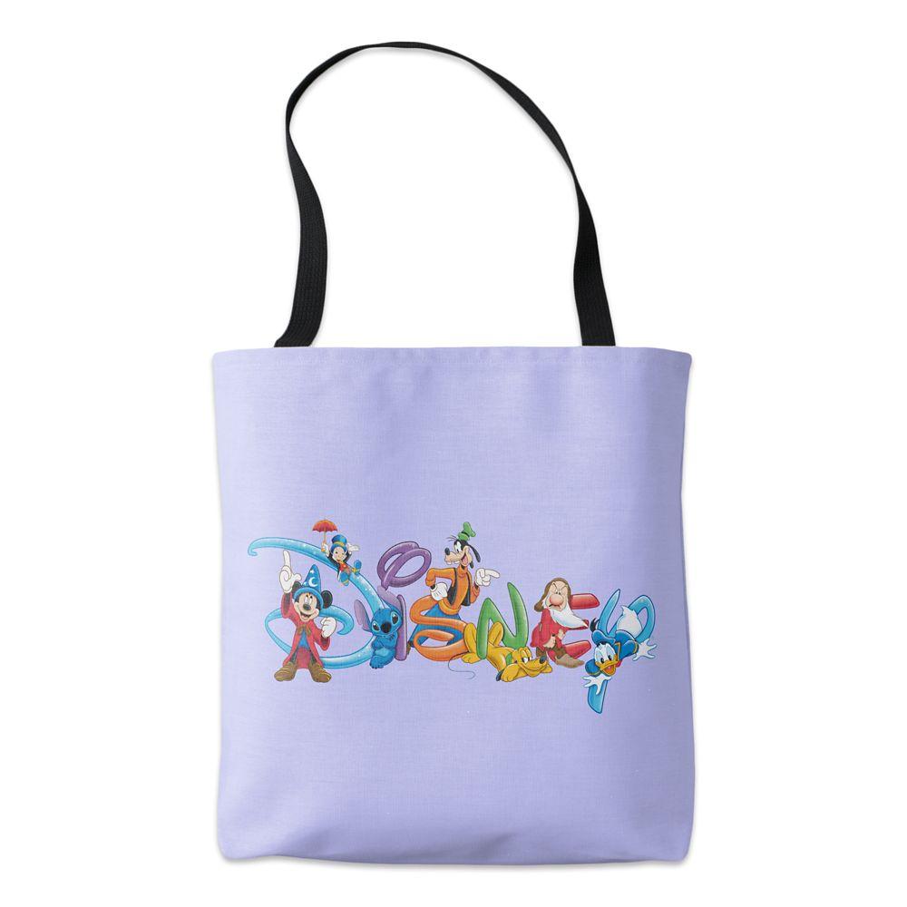 Disney Logo Tote  Customizable