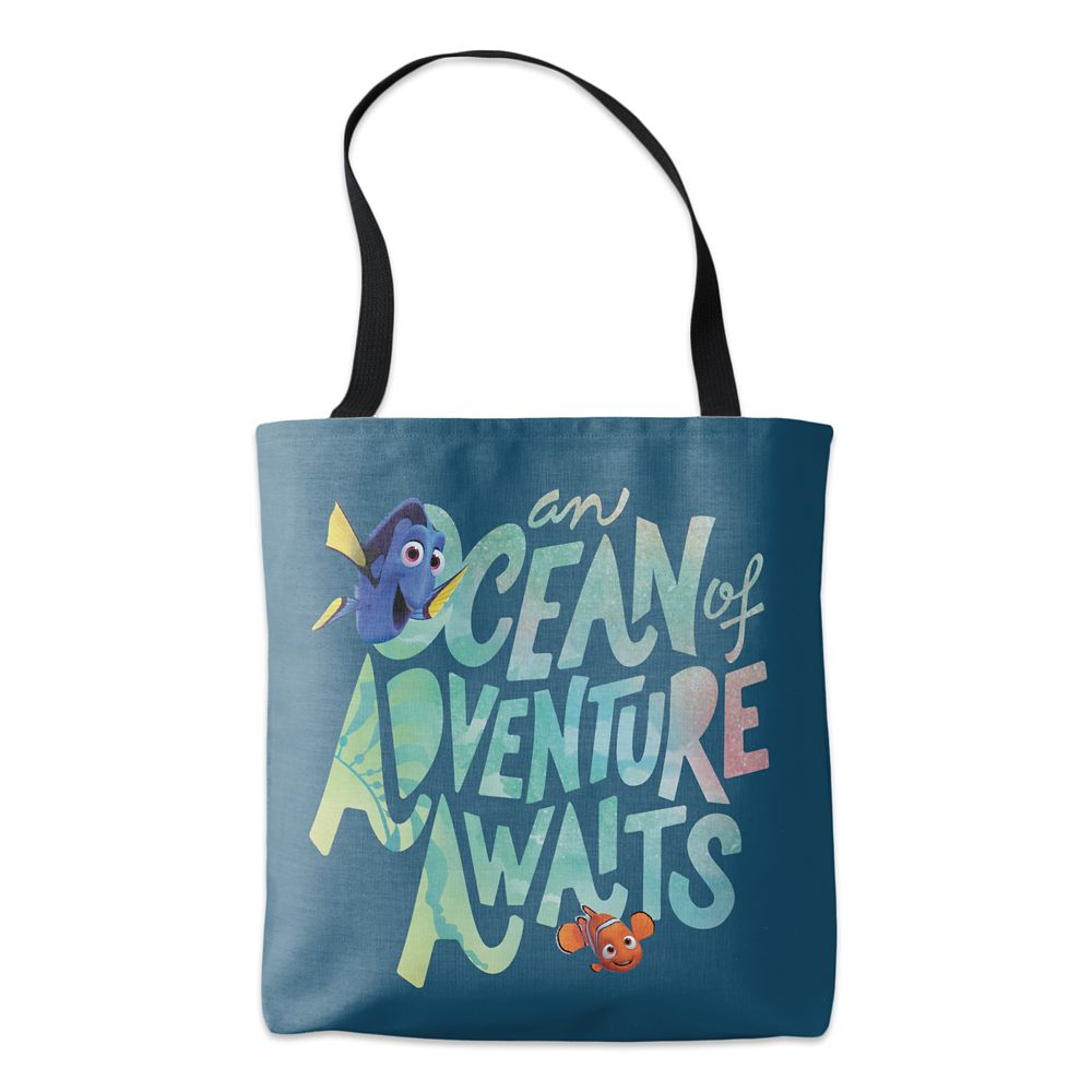 Dory & Nemo ''An Ocean of Adventure Awaits'' Tote – Customizable