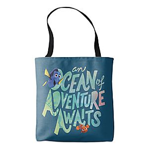 "Dory & Nemo ""An Ocean of Adventure Awaits"" Tote – Customizable"