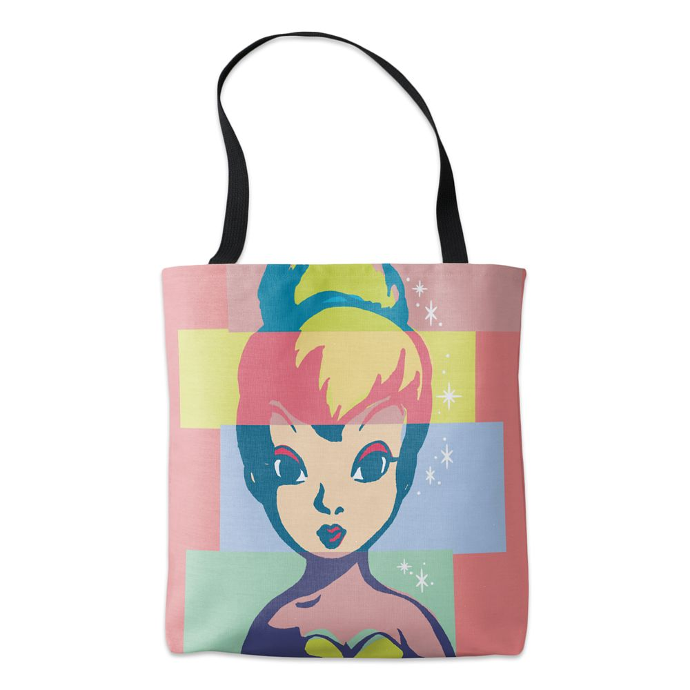 Tinker Bell Retro Tote  Customizable Official shopDisney