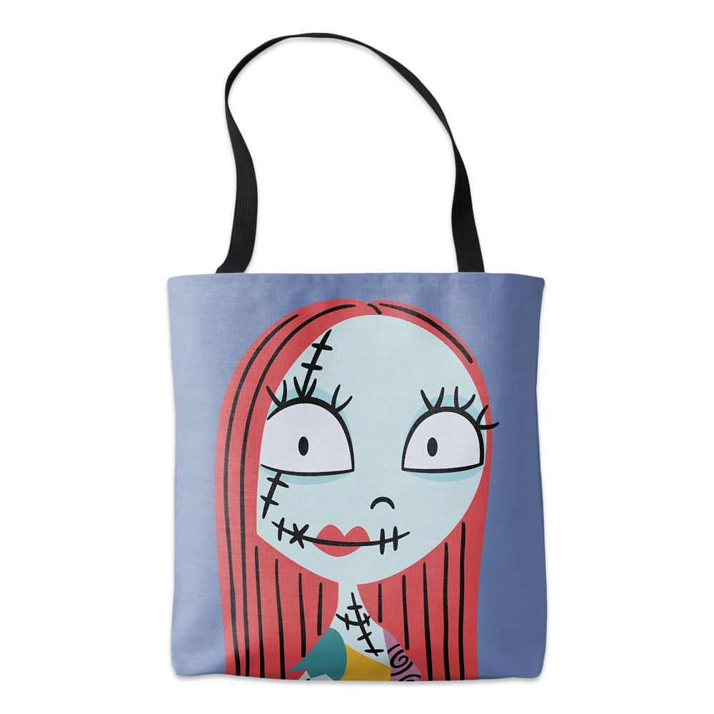 The Nightmare Before Christmas  Sally Tote  Customizable Official shopDisney