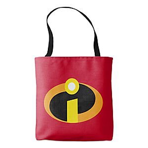 The Incredibles Logo Tote – Customizable