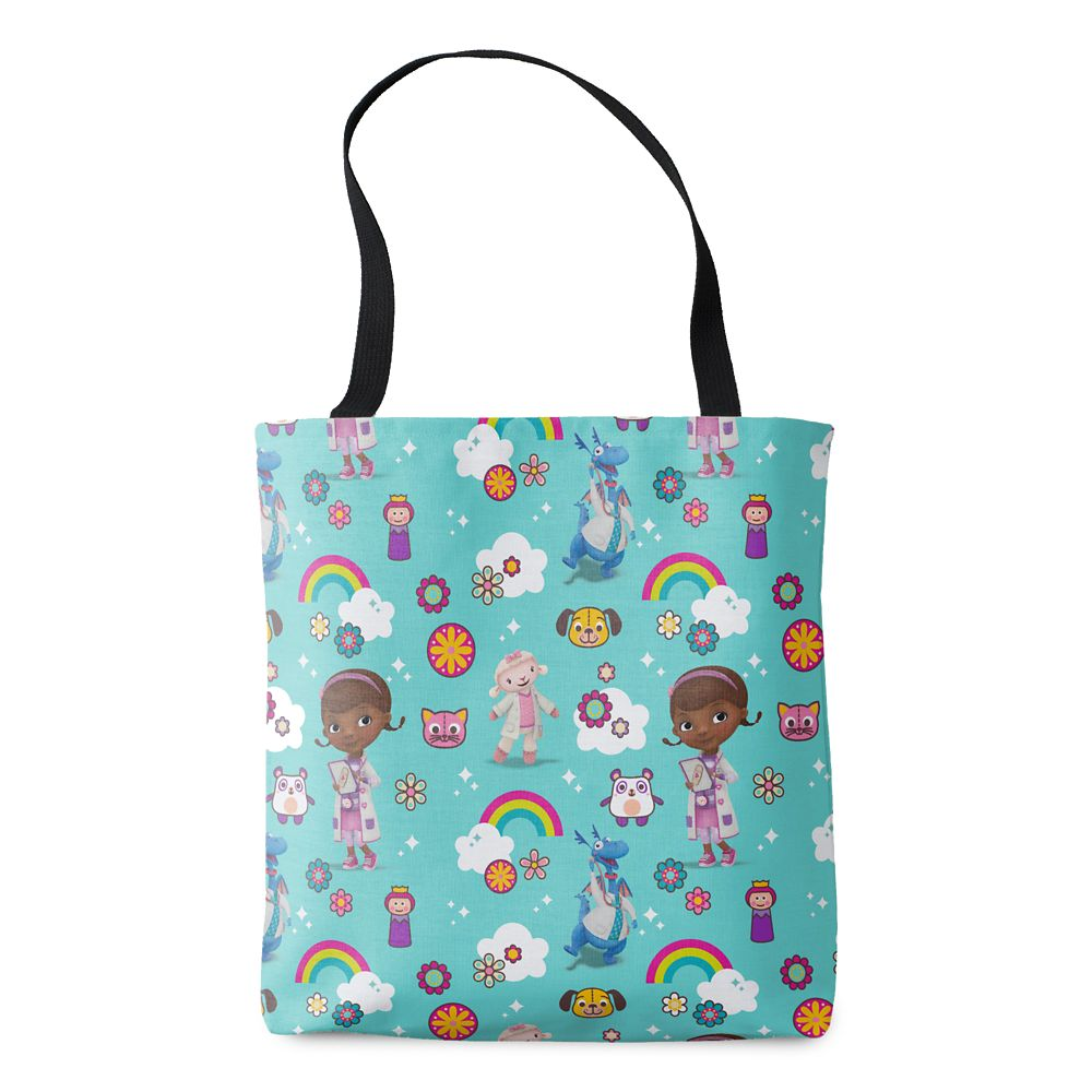 shopdisney.com - Doc McStuffins Medium Tote Bag  Customizable Official shopDisney 19.95 USD