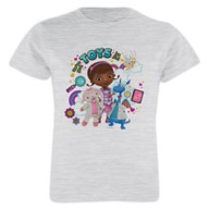 Doc McStuffins Tee for Girls – Toys to Fix – Customizable