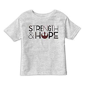 "Star Wars ""Strength & Hope"" Tee for Boys – Customizable"