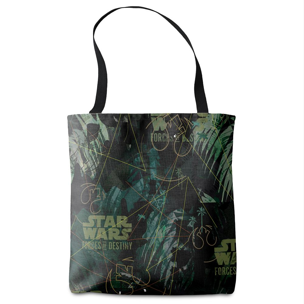 Star Wars Jyn Pattern Tote – Customizable