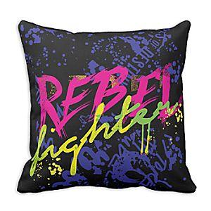 "Star Wars Sabine ""Rebel Fighter"" Pillow – Customizable"