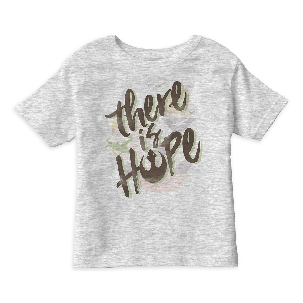 Star Wars ''There is Hope'' Tee for Kids Customizable Official shopDisney